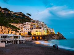 索尼A7RM3行摄欧洲:从那不勒斯到悬崖边的欧洲小镇