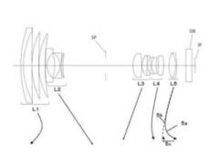 M4/3系统超长焦相机?佳能公布新专利配12-385mm镜头