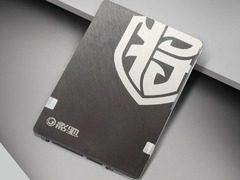 提升效率 影驰铁甲战将240GB SSD热售399元