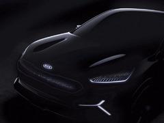 起亚公布Niro EV概念车预告图  即将亮相CES
