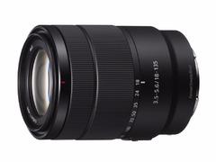 突然袭击!索尼发布E卡口18-135mm F3.5-5.6 OSS镜头