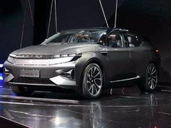 1.25米超大中控屏  BYTON拜腾首款新车亮相CES