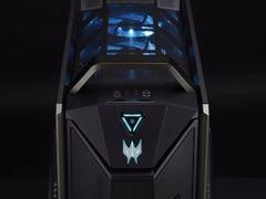 霸气外观 宏碁 CES 前夕发布游戏主机Predator Orion 9000