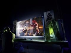 英伟达发布高端游戏显示器!4K HDR 规格超级豪华