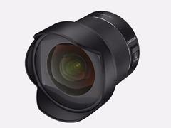 三阳AF 14mm F2.8 EF镜头发布 旗下第一支AF自动对焦镜头