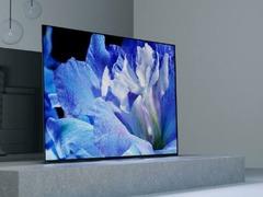 索尼CES 2018发布A8F OLED电视及X900F系列电视