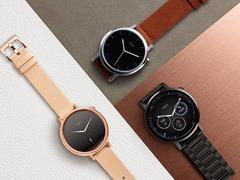 Moto 360推出Android Wear 2.0软件更新:体验全面升级