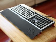 主打人体工程学!Cherry MX Board 5.0键盘评测