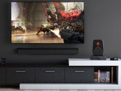 定位家用大屏游戏显示器 惠普65英寸/120Hz刷新率显示器亮相