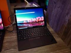 升级八代酷睿 联想正式发布ThinkPad X1 Tablet 2018