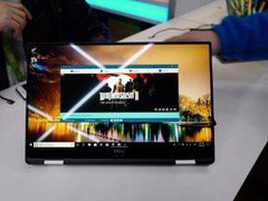 配备 AMD VEGA核显 戴尔正式发布 XPS 15 2in1笔记本