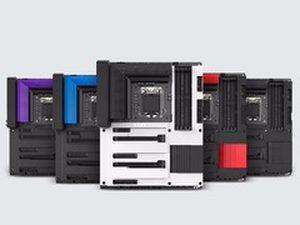 NZXT推出首款主板产品:超简洁设计颜值爆表