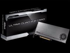 华擎发布超强SSD扩展卡!采用主动散热 支持规格更高