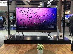 OLED电视阵容强大 CES 2018创维展台直击