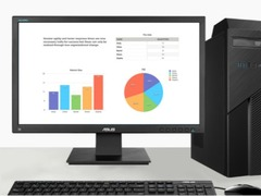 节能环保 华硕D324MT台式电脑教育行业优选