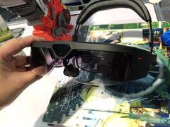 HiAR G100 AR 眼镜领衔 亮风台惊艳亮相 CES2018