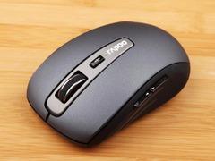 舒适小巧的办公佳选 雷柏MT350无线鼠标评测