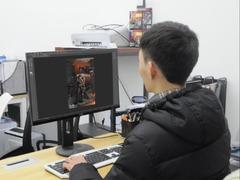 90系列显示器联合CGWANG教育升级教学新体验