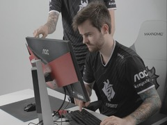签约欧洲豪门G2 Esports俱乐部 只为玩家!