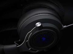 雷柏VH150背光游戏耳机 使命召唤6:现代战争2 试玩