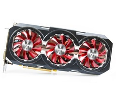 影驰 NVIDIA GeForce GTX 1070Ti GAMER 热售3899元