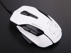 Easy-Shift+4D滚轮!冰豹KONE AIMO艾摩RGB鼠标评测