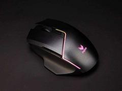 疾速闪电 雷柏V320双模光学游戏鼠标图赏