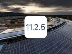 苹果发布iOS 11.2.5正式版,主打BUG修复,降频自选功能并没有!