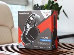 GAMING UP!赛睿Arctis寒冰3蓝牙版游戏耳机评测