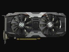 索泰 GTX1050Ti-4GD5 X-Gaming OC显卡天猫促销