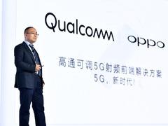 "OPPO成为Qualcomm Technologies ""5G领航""合作伙伴"