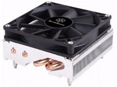 银欣发布超薄下压式散热器!ITX小钢炮玩家福音