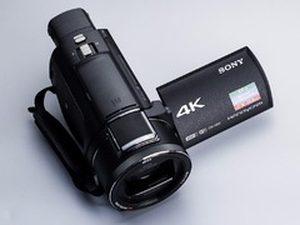 """新增""""快捷编辑""""按钮 索尼摄像机AX60外观图赏"""