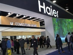 树智慧家庭第一品牌 海尔家电2017年取得了这些成就