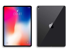 iOS 11.3意外泄漏苹果新款iPad:面部识别+全面屏+价格近万
