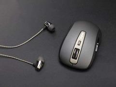 锌合金工艺 雷柏VM120入耳式游戏耳机图赏