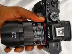 定价过万!蔡司Loxia 25mm f/2.4 FE镜头实物曝光