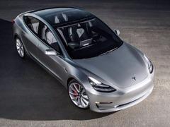 特斯拉双电机版Model 3动力系统曝光 或将春季上市