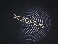 轻轻一触解锁你的未来 vivo X20Plus UD屏幕指纹版图赏