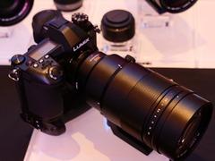 真正进入手持时代 松下G9与200mm F2.8镜头现场体验