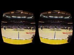 文字、视频、VR、AR NBA直播的过去、现在和将来