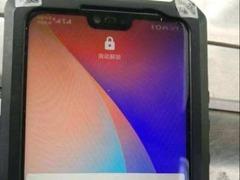 国产新机曝光 刘海屏后置双摄 疑似没有指纹识别