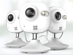 智能摄像机,用心守护你的家