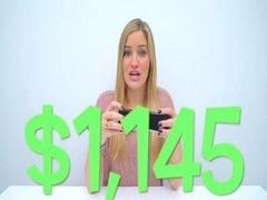 国外网红晒天价手机壳,比最贵iPhone X便宜4美元!