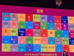 华为第二、小米第四,中国品牌国际化50强,第一名你绝对想不到!