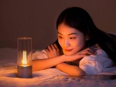 小米烛光氛围灯,年轻人的求婚法宝!网友:雷大爷,发个女朋友吧