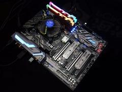 硬件学堂提高班:影驰GAMER打造信仰级RGB光效平台