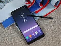 """三星 Galaxy Note 8 港版""""华华手机""""售4840元"""