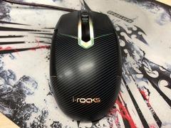 值得收藏!i-rocks锆Zr-60 RGB影黑典藏版鼠标评测