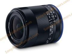 蔡司Loxia 25mm f/2.4外观曝光 全幅微单镜头新选择